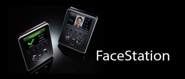 Lector reconocimiento facial Face Station | Control de acceso y asistencia