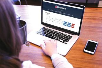 Sharlock-online control de acceso