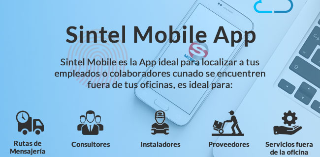 Registro de personal via movil | Sistemas Sintel