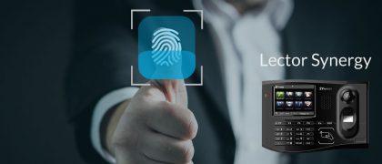 Lector de huella digital Synergy | Control de acceso y asistencia