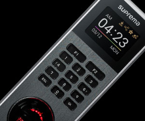 Lector biométrico para exteriores IP67 BioLite N2 | Sistemas Sintel