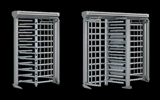 Control de acceso con torniquete de altura completa FTS | dormakaba - Sintel