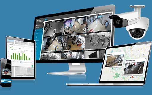 Sistema de Videovigilancia en la nube | Sistemas Sintel